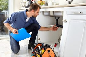 Plumbing Inspection In Trenton
