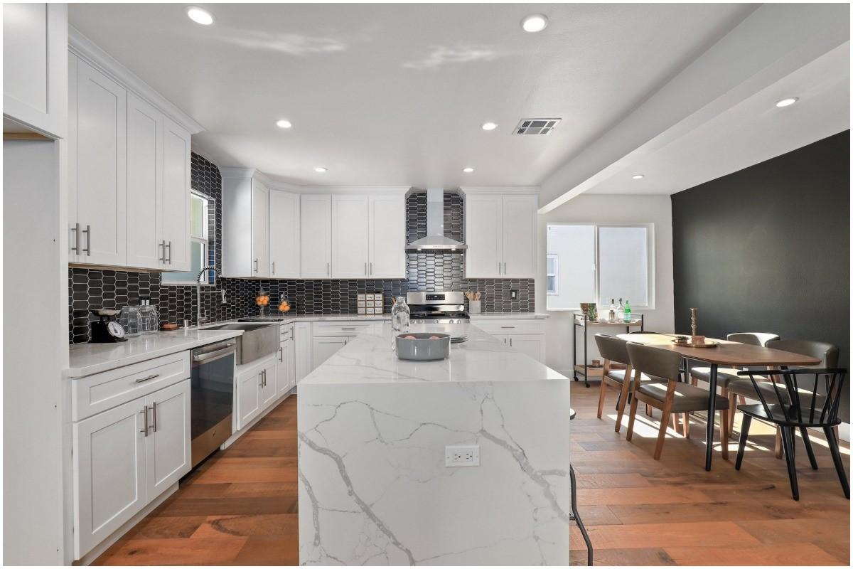 Kitchen Home Inspection in Trenton
